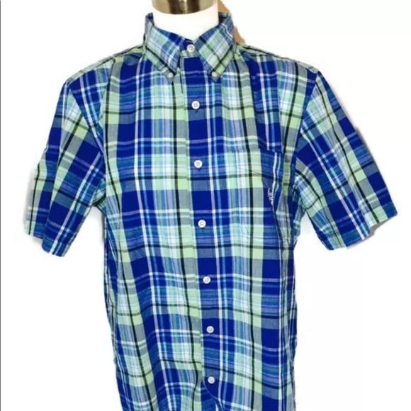 Chaps Easy Care Ralph Lauren Button Down Shirt